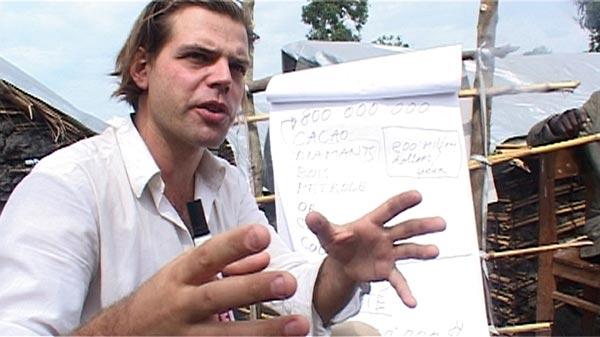 Le réalisateur Renzo Martens